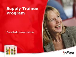Supply Trainee Program
