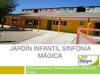 JARD N INFANTIL SINFON A M GICA