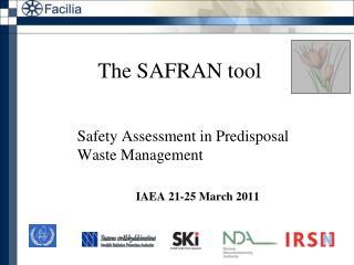 The SAFRAN tool