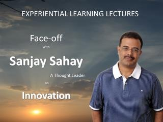EXPERIENTIAL LEARNING LECTURES