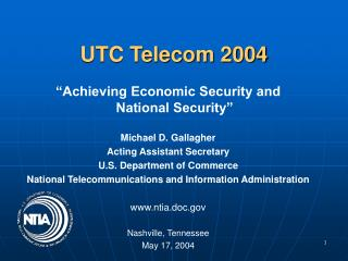 UTC Telecom 2004