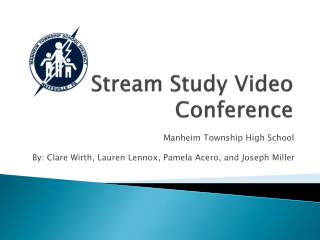 Stream Study Video Conference