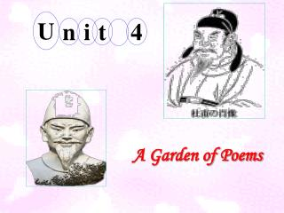 A Garden of Poems