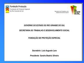 MARCO LEGAL  Constitui  o Federativa do Brasil de 1988; Lei Federal n  8.069 de 1990   ECA e suas altera  es:   Lei 12.0