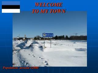 Population:  around 12000
