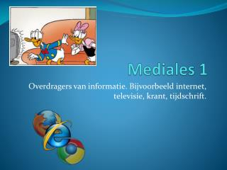 Mediales 1
