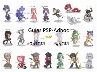 Guías PSP-Adhoc