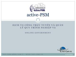 active-PSM