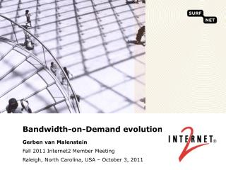Bandwidth-on-Demand evolution
