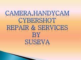 Cybershot-Repairing service