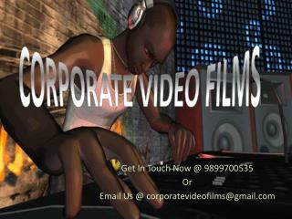 Best 3D Animation and VFX Services Offered by CorporateVideo