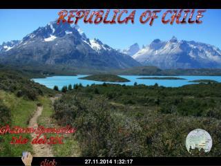 REPUBLICA OF CHILE