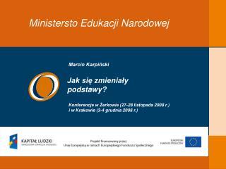 Ministersto Edukacji Narodowej