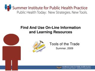 Find And Use On-Line Information  and Learning Resources