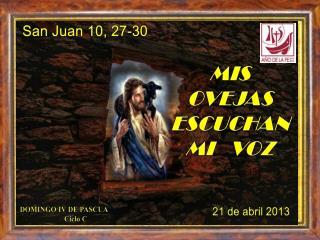 San Juan 10, 27-30