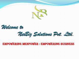 Empowering  Menpower  : Empowering business