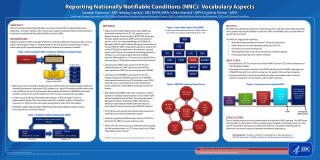 Reporting Nationally  Notifiable  Conditions (NNC):  Vocabulary Aspects