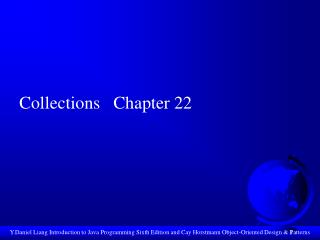 Collections   Chapter 22
