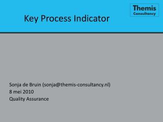 Key Process Indicator