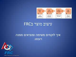 עיצוב מוצר ב FRC