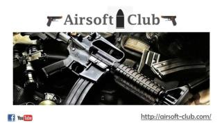 Buy Online Airsoft Guns
