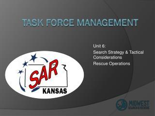 Task Force  Management