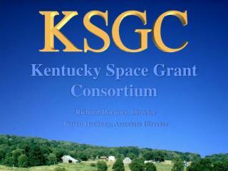 Kentucky Space Grant Consortium
