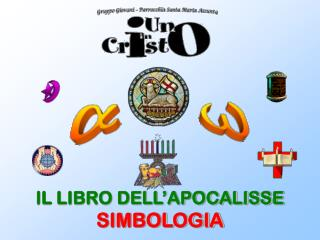 IL LIBRO DELL'APOCALISSE SIMBOLOGIA