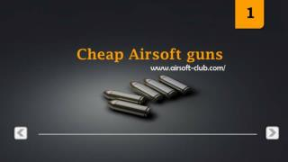 Online Shop For Cheap Airsoft Guns