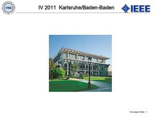 IV 2011  Karlsruhe/Baden-Baden
