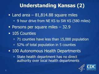 Understanding Kansas (2)