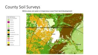 County Soil Surveys