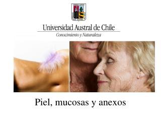 Piel, mucosas y anexos