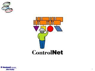 高速控制网 : 5M bit/S PLC-5Cs 的增强性能 (JITT: Just In Time Transmission ) 同时和多个设备通讯 .