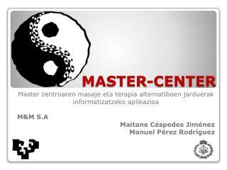 MASTER-CENTER
