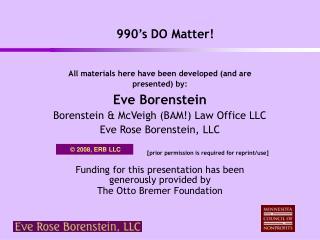 990�s DO Matter!