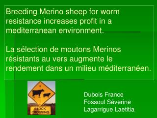 Dubois France Fossoul Séverine Lagarrigue Laetitia