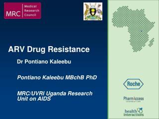 ARV Drug Resistance