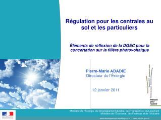 developpement-durable.gouv.fr   -   minefe.gouv.fr