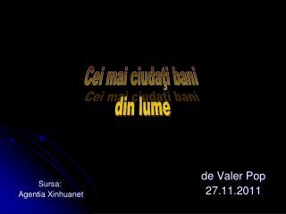 de Valer Pop 27.11.2011