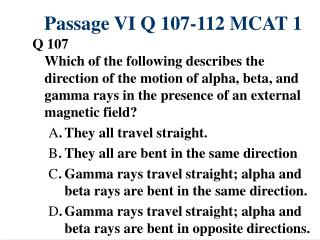 327 MCAT Review slides
