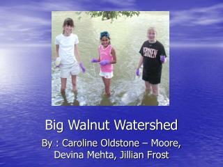 Big Walnut Watershed