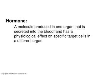 Hormone: