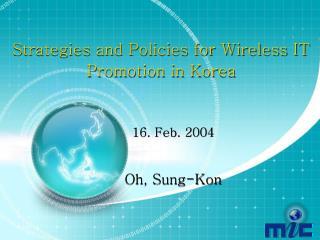 16. Feb. 2004 Oh, Sung-Kon