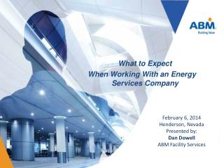 What to Expect  When Working With an Energy Services Company