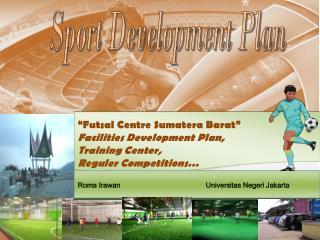 Sport Development Plan