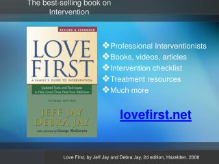The best-selling book on Intervention