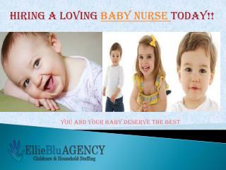 Baby Nurse Agency