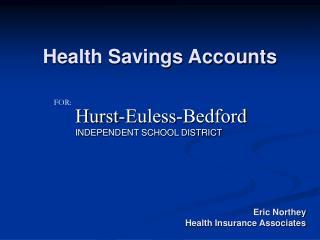 Eric Northey Health Insurance Associates