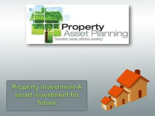 Property Investment-A smart investment for future